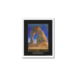 POSSIBILITIES - BUSINESS POSTERS ART PRINTS