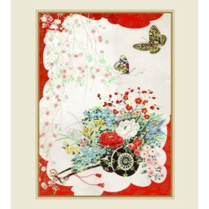 BUTTERFLY BANQUEST CANVAS ART PRINTS | FRAMED
